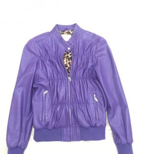 Кожаная куртка Orsa Couture