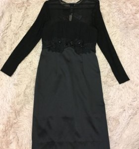 "Чёрное платье ""Lakbi"""