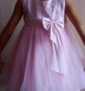Платье на праздник в детсад