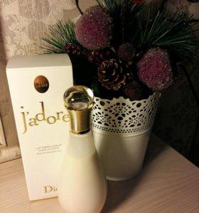 Молочко для тела j'adore dior