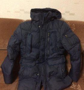 Куртки и толстовка