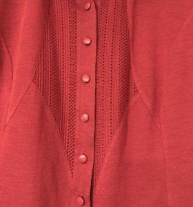 Блуза 54-56 размер