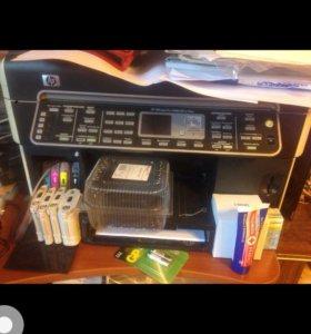 Мфу принтер,сканер,факс,копир hp l7680