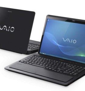 Ноутбук Sony Vaio Core i7 FullHD 8 ядер 3D