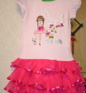 Новое платье beauttes 3 года