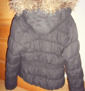 куртка H&M зима