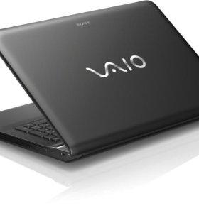 Ноутбук Sony Vaio Black