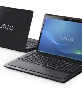 Ноутбук Sony Vaio Core I5 Black