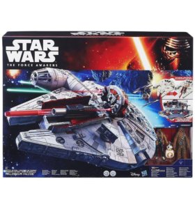 Флагманский космический корабль Hasbro STAR WARS