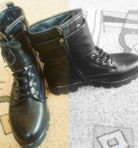 Новые осенние ботиночки!