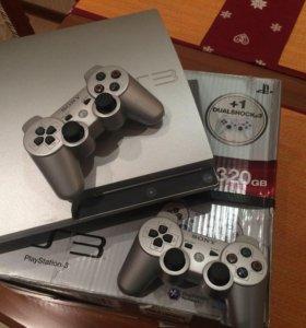 Продам sony PS3 320GB