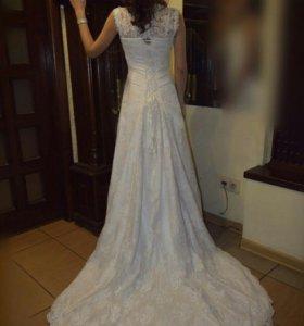 Свадебное платье / Туфли