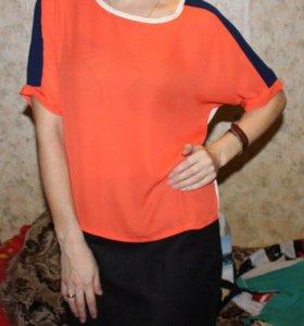 Блузка, кофточка 42-44