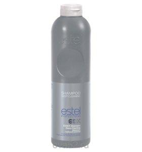 Шампунь для глубокой очистки волос 1литр