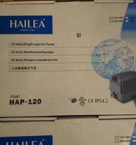 Диафрагмовый компрессор Hap -120