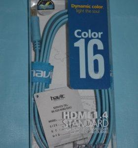 кабель Havit HDMI v 1.4 1.5метра