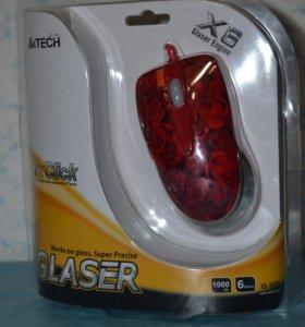 компьютерная мышка А4Tech Х6