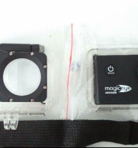 Экшн камера HDS4000 magic eye