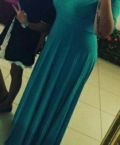 Платье одевала один раз,на выпускной .