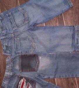 Детские джинсы и брючки