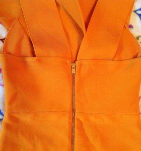 Платье Herve Ledger