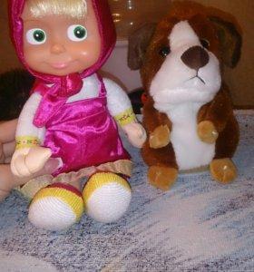 Новая Кукла Машка