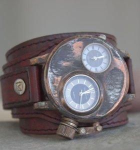 Часы ручной работа