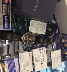 Часы Casio edifice Efr-539l-5v