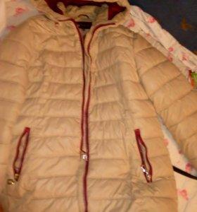 Куртка зимняя р 50-52