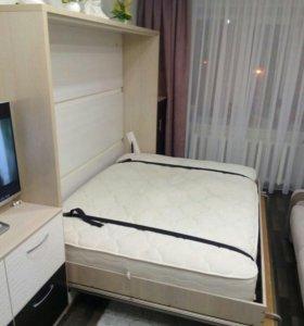 Откидная кровать-шкаф Eco