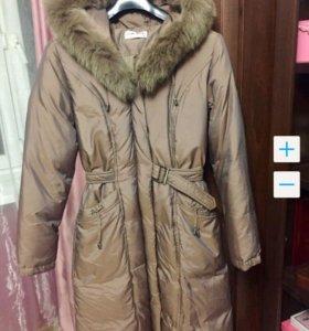 Зимний пуховик (пальто) Savage