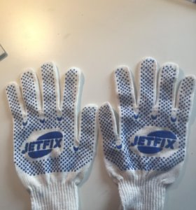 Перчатки эконом хб
