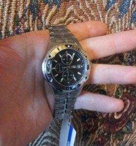 Часы Casio Япония оригинал.