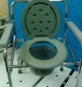 Кресло стул санитарный