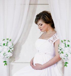 Красивые новые свадебные платья