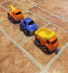 Машинки для малышей Elc