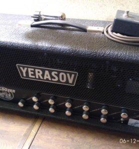 Усилитель гитарный Ерасов 100 вт