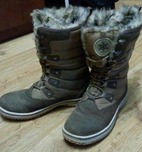 Детские зимние сапожки для девочки