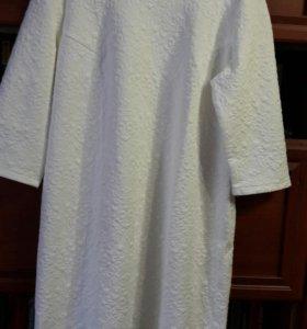 Платье новое размер 58/60 на каждый день