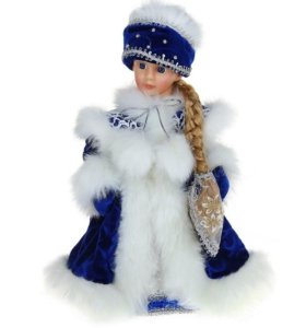 Снегурочка музыкальная