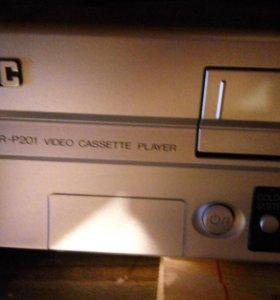 Видеопроигрыватель jvc
