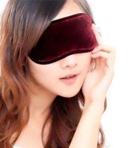 Повязка для глаз лечебная