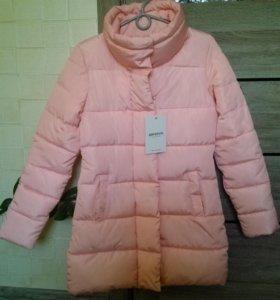 Куртка  удлиненная 42-44р