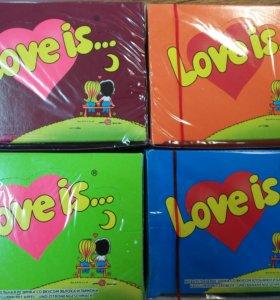 Жвачка Love is 💓