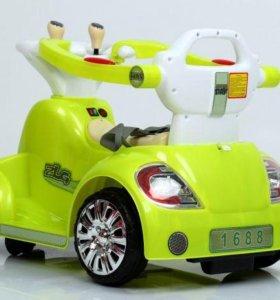 Электромобиль ходунки RiverToys