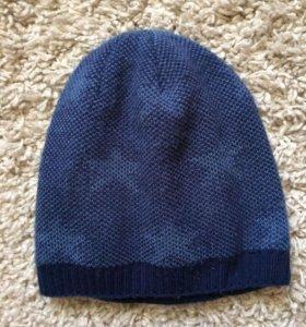 Зимняя шапочка на мальчика 52