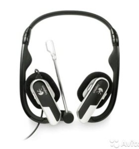 Наушники Logitech Laptop Headset H555