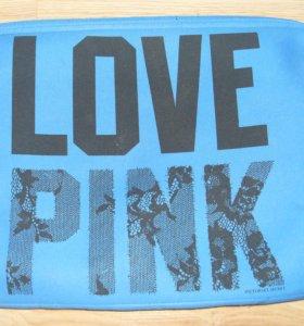 Чехол для ноутбука love pink