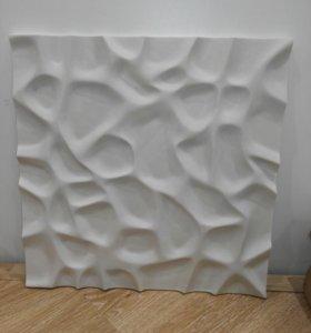Панель 3D стеновая