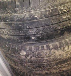 Комплект колес на 18
